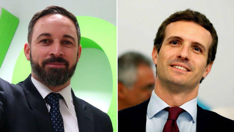 Primero Andalucía, luego Madrid: Vox y Cs se comen al PP