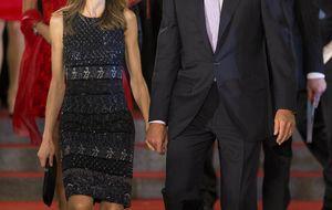 Los Príncipes, más unidos que nunca para apoyar a Madrid 2020
