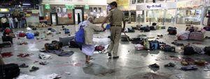 Foto: Una cadena de ataques terroristas siembra el caos en Bombay