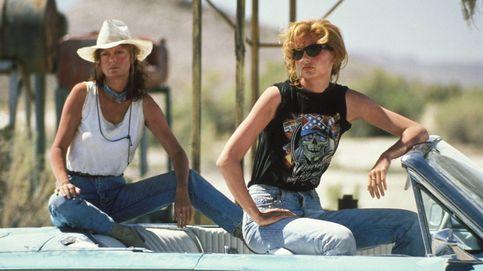 30 años de 'Thelma y Louise': de Pilar Eyre a Carmen Lomana, la película vista por mujeres populares