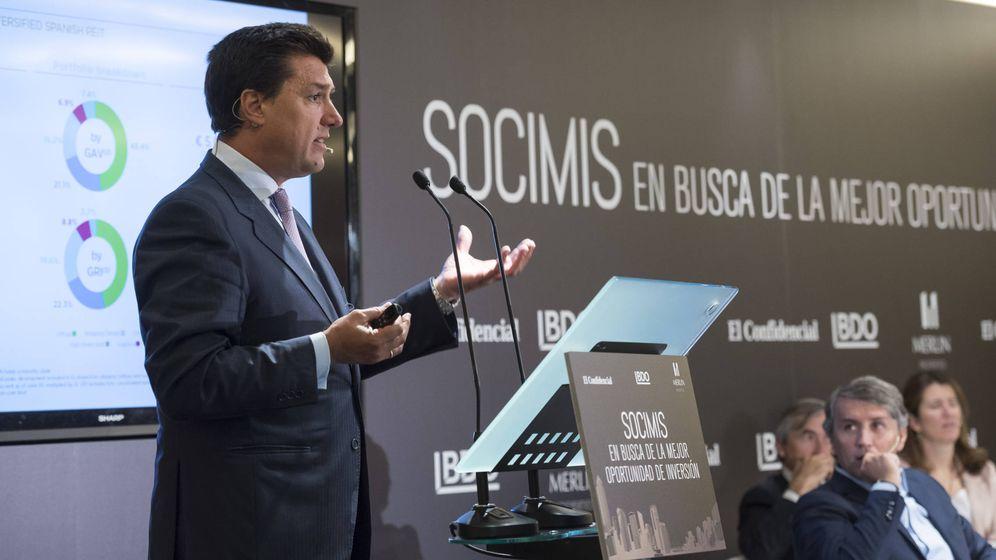 Foto: Ismael Clemente, CEO de Merlin Properties.