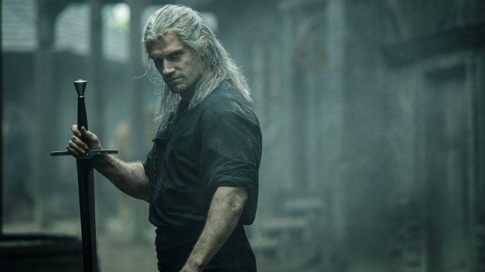 Foto: Henry Cavill protagoniza 'The Witcher'. (Netflix)