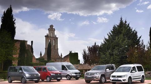 Nuevo Volkswagen Crafter, una furgoneta equipada como un buen turismo