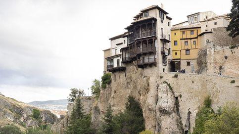 Las reformadas Casas colgadas de Cuenca