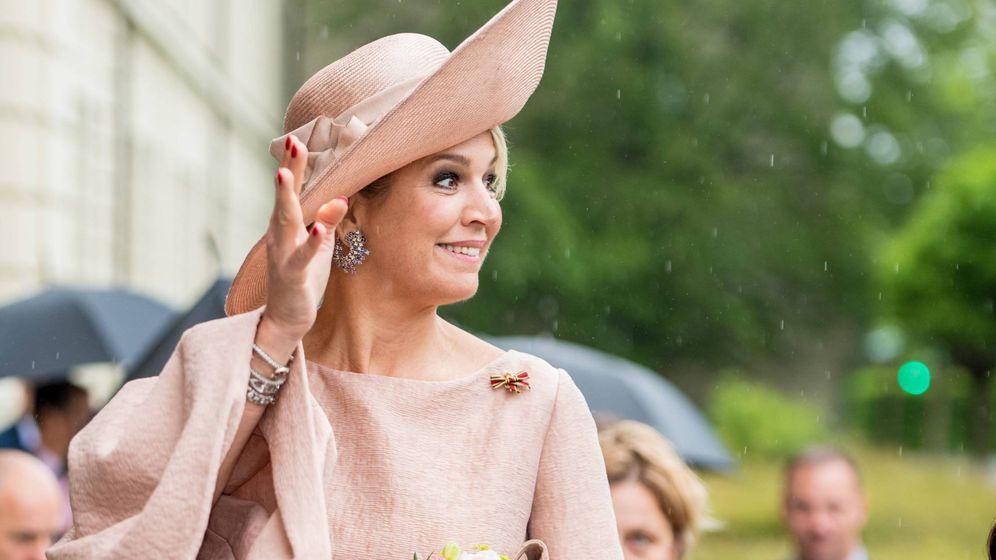 Foto: La reina Máxima en su visita a Alemania. (Reuters)