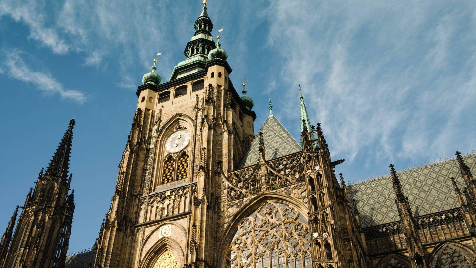 Foto: La catedral de San Vito de Praga que impulsó San Wenceslao de Bohemia (Unsplash)