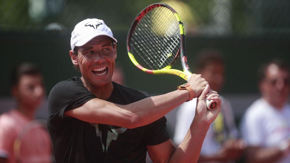 Rafa Nadal en Roland Garros: suspendido el partido contra Bolelli, se retoma el martes