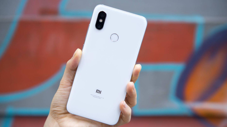 Xiaomi Mi8. (Zigor Aldama)