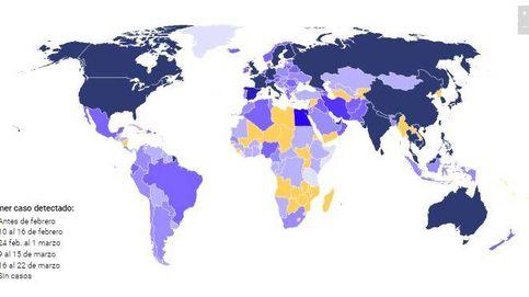55 países todavía escapan del coronavirus: ¿suerte, prevención u ocultación de datos?