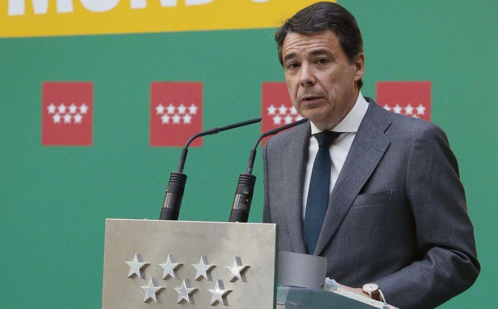 Foto: Ignacio González, el expresidente de la Comunidad de Madrid.