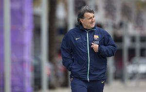 Hace 'un año' que el Tata Martino se fue del banquillo del Barcelona