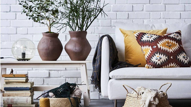 Ikea te ayuda a conseguir un estilo boho en tu hogar. (Cortesía)