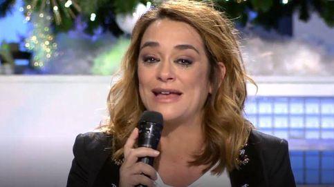 La emoción de Toñi Moreno al ceder el testigo de 'MYHYV' a Nagore Robles