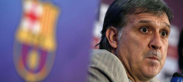Foto: El Tata Martino impone su criterio pese a las dudas: habrá defensa al hombre