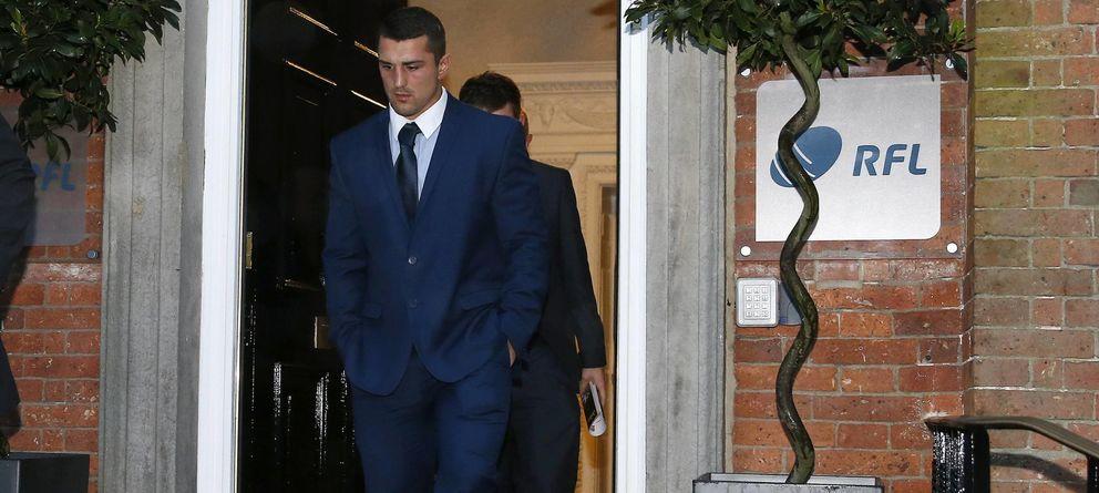Seis meses de sanción al jugador de rugby Ben Flower por su agresión a un rival