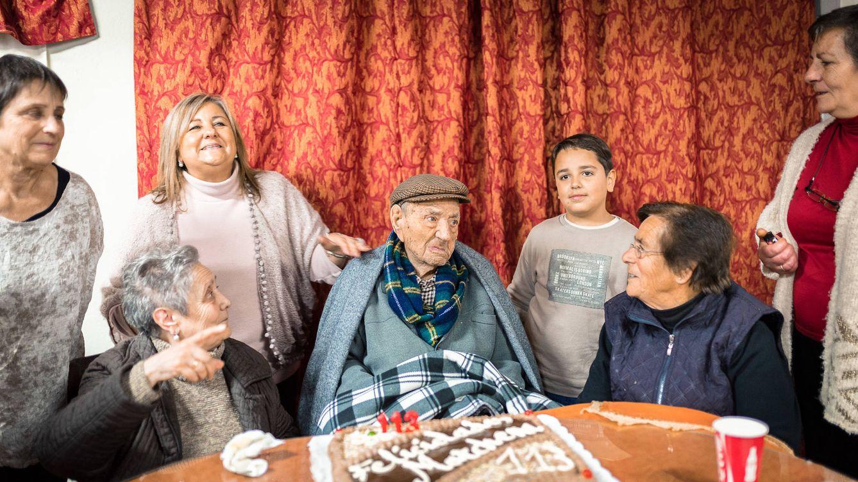 El secreto del hombre más viejo del mundo