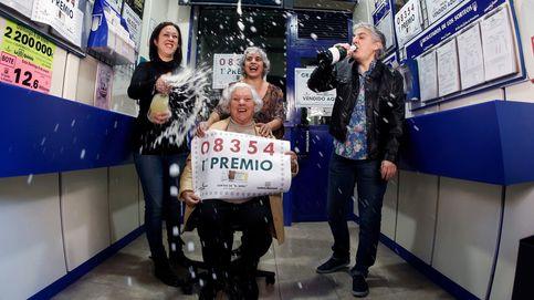 Primer premio de la Lotería del Niño: 08.354. Cae íntegro en Torrent (Valencia)