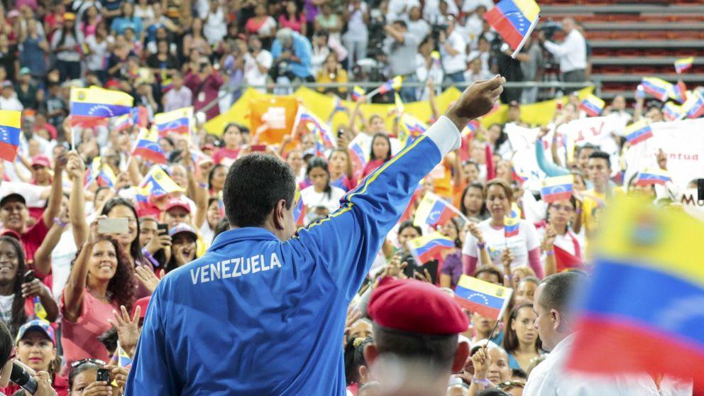 El desastre de Venezuela