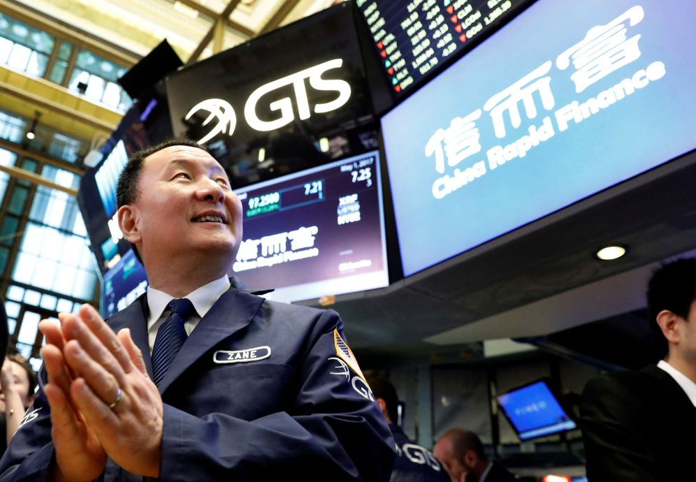 Foto: Bolsa de China. (Reuters)