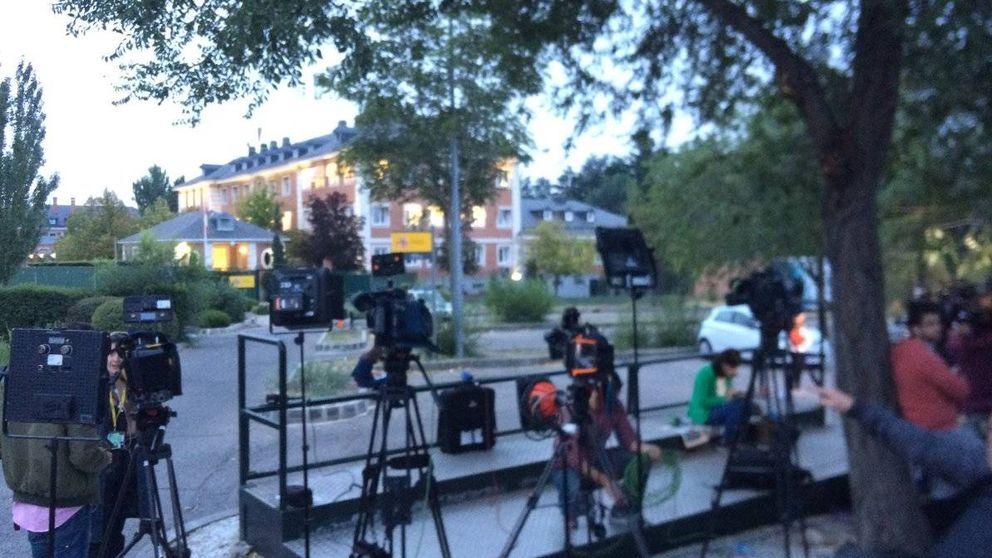 Un equipo de TV3 en Madrid, escupido e insultado: Da asco