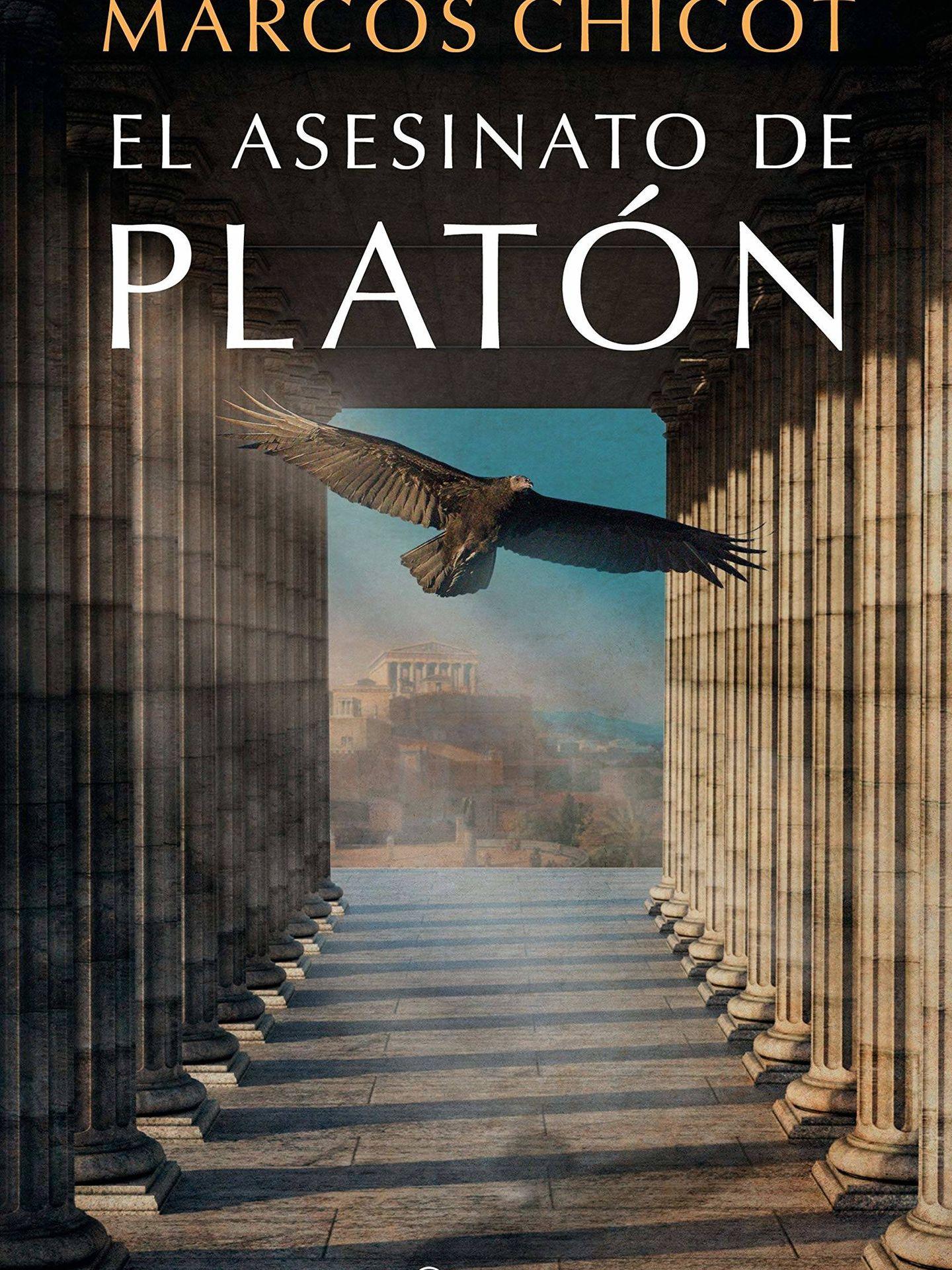 'El asesinato de Platón' (Planeta)