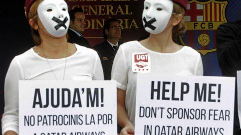 Barça (Qatar) y Atlético (Azerbaiyán), unidos por el 'cholismo financiero'