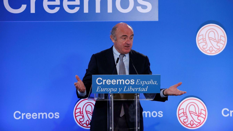Guindos advierte del riesgo de tardar demasiado en retirar los estímulos fiscales y monetarios