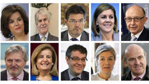 Fieles y pretorianos, el Gobierno de Rajoy
