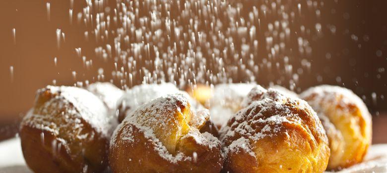 Foto: Cualquier producto de pastelería contiene enormes cantidades de azúcar. (Corbis)