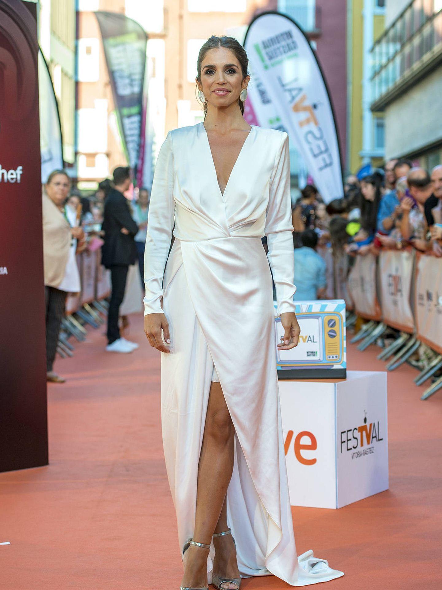 Elena Furiase, concursante de 'MasterChef Celebrity 4'. (RTVE)