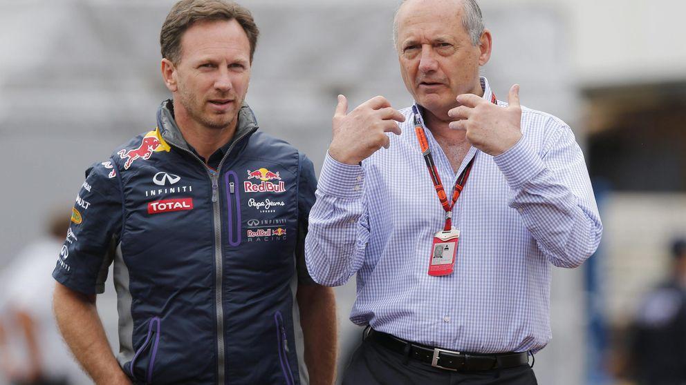 Red Bull y la idea de convertir a McLaren en su ratón de laboratorio