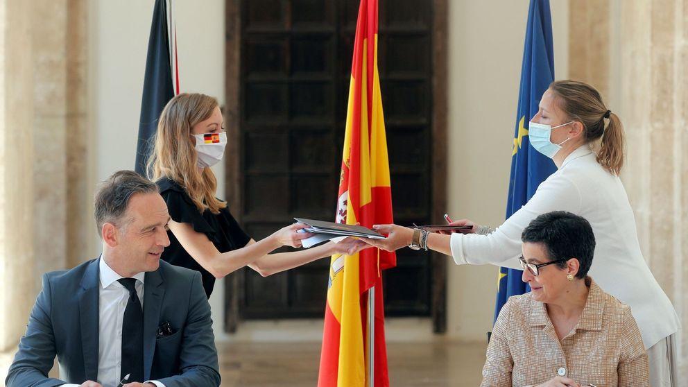 Alemania pide a España restringir el turismo con 50 contagios por 100.000 habitantes