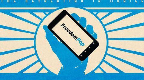 Datos y voz gratis (sin atención al cliente): llega el operador 'low-cost' FreedomPop