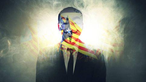 Pelea en la red entre 'chivatos' y Anonymous Catalonia: así los caza y bloquea con un 'bot'