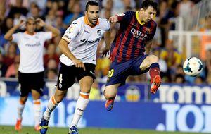 El Valencia busca contrarreloj un sustituto para el lenguaraz Rami