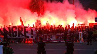 El Atlético debe expulsar a los ultras del Frente Atlético