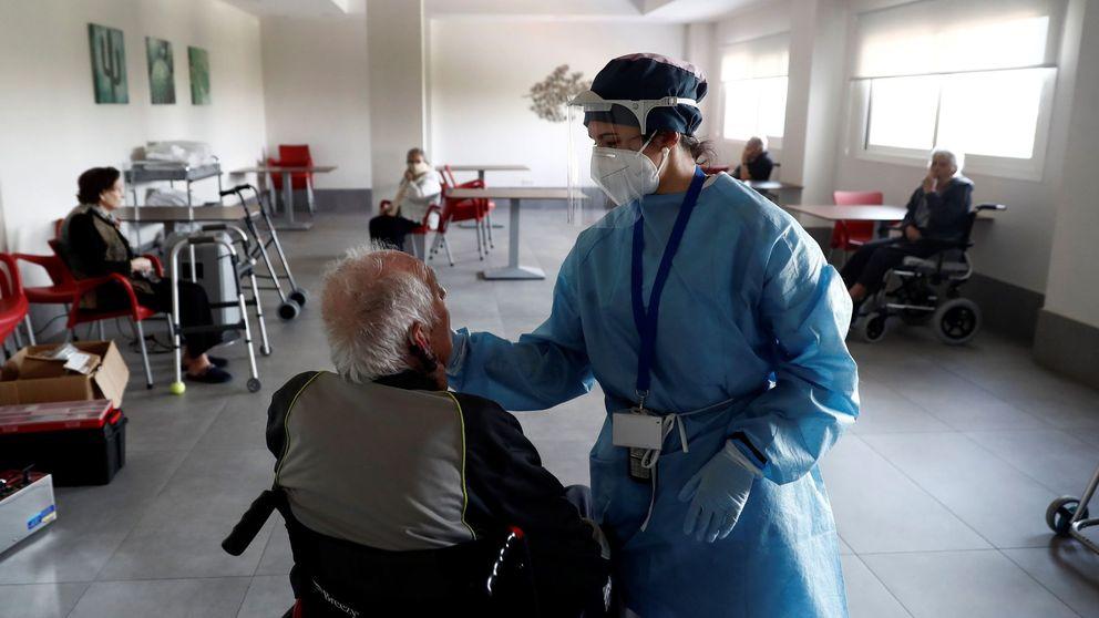 Madrid confirma 6.568 muertes en hospitales y 2.820 en residencias por Covid-19