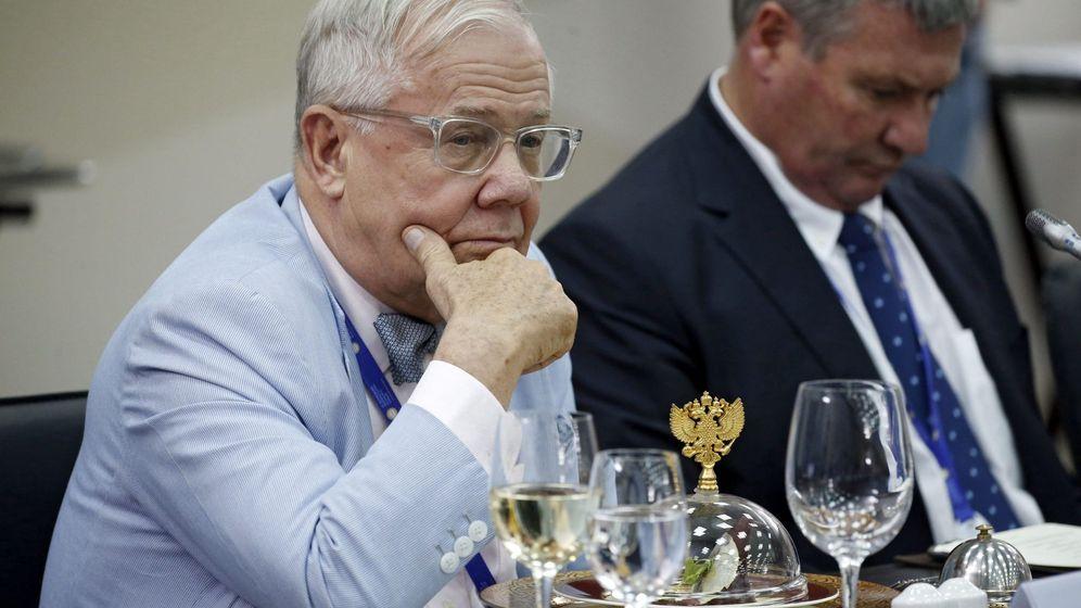 Foto: Jim Rogers en el Foro Económico de San Petersburgo celebrado en junio (EFE)