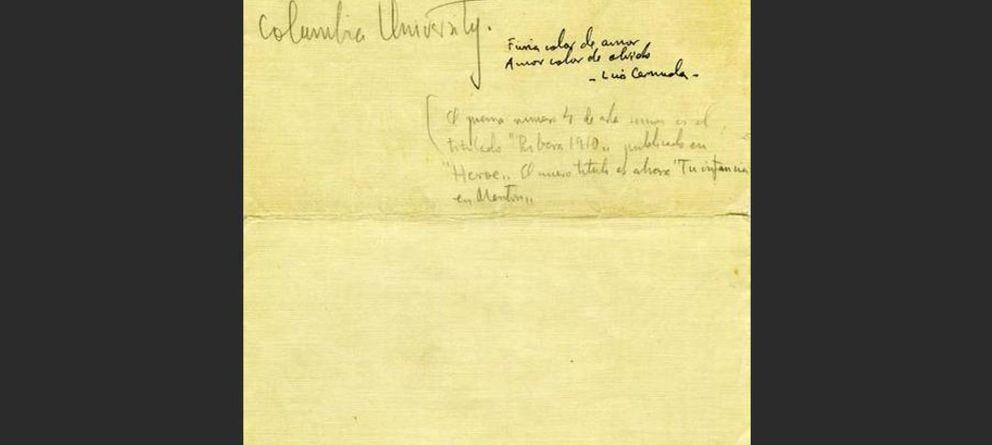 Los Manuscritos De Poeta En Nueva York De F García Lorca