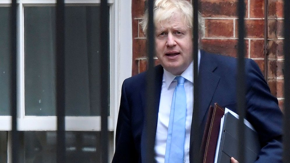 Foto: El primero ministro británico, Boris Johnson. (Reuters)