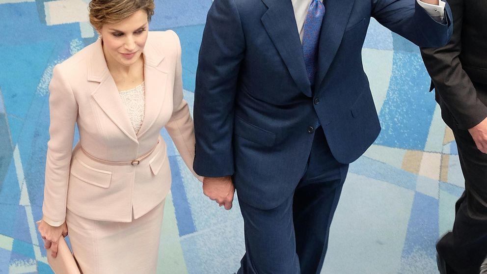 Todas las imágenes del viaje de los Reyes Felipe VI y Letizia a Puerto Rico