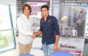 Jerez, juez histórico del duelo entre Carlos Sainz Jr y Roberto Merhi