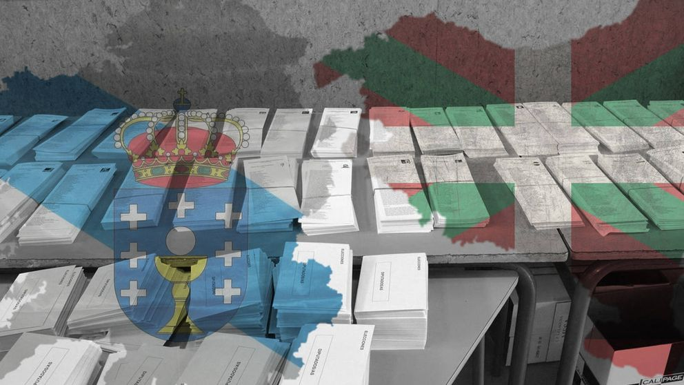 Elecciones vascas y gallegas: test a la gestión del Gobierno y riesgo de una alta abstención