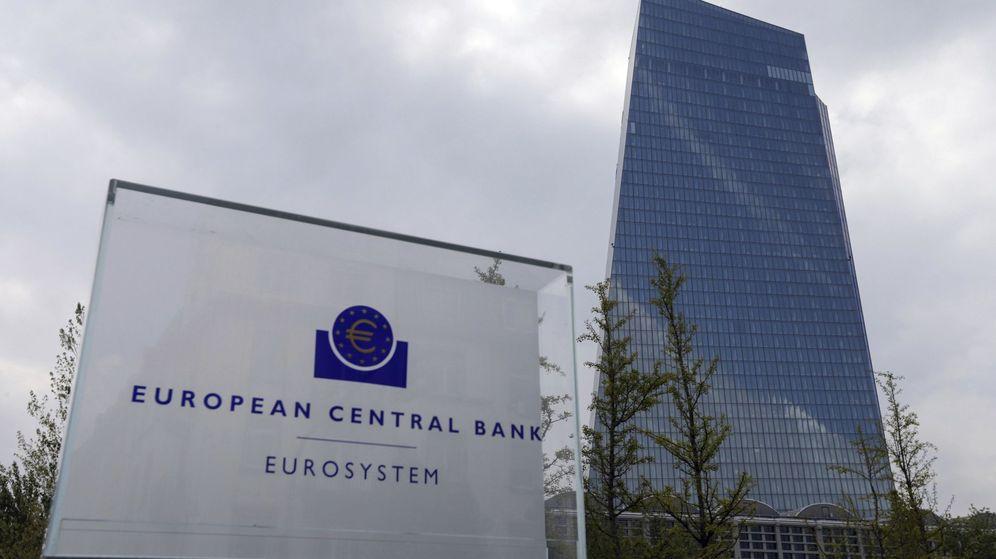 Foto: Sede del Banco Central Europeo.