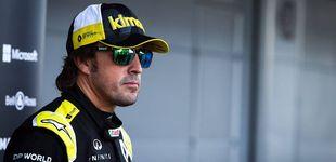 Post de Fernando Alonso probará la próxima semana el antiguo Renault de Carlos Sainz