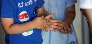 Post de Dos niños gallegos, con lesiones oculares graves tras lanzar gel hidroalcohólico