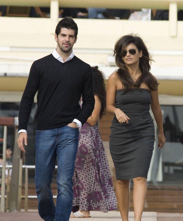 Foto:  Mónica y Miguel Ángel en una imagen de archivo. (Gtres)