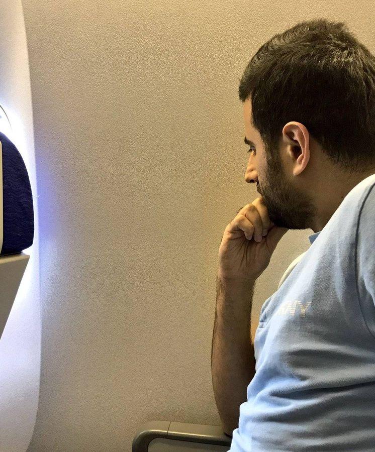 3894171d87 Viajar en avión  Los asientos que debes evitar en un avión