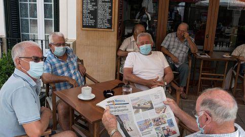 Madrid vigila sus brotes para decretar también el uso obligatorio de mascarilla
