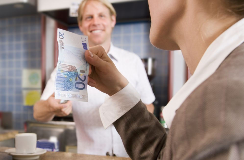 Foto: Las propinas son típicas en el sector de los bares y restaurantes. (Corbis)